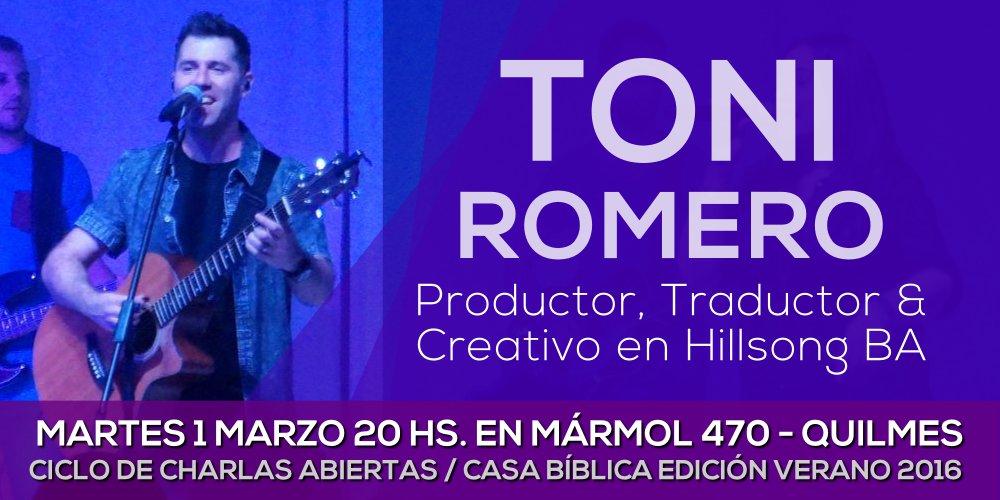 CicloCharlas2016_ToniRomero